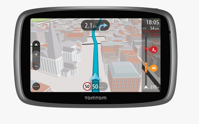 Bug GPS