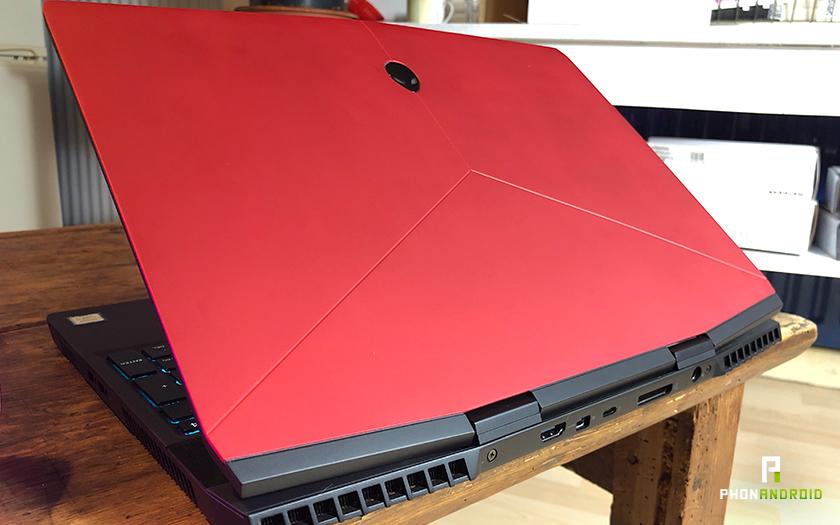 7f228f340a0 La marque Alienware est là pour le rappeler depuis son acquisition par le  constructeur en 2006 avec des ordinateurs musclés au design ...