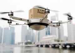 drone livraison