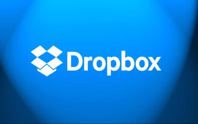 dropbox compte gratuit