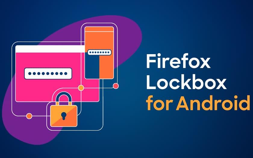 Firefox lockbox gestionnaire mot de passe gratuit Android apk