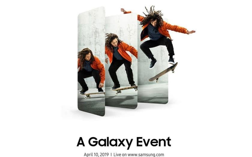 Galaxy présente de nouveaux smartphones le 10 avril