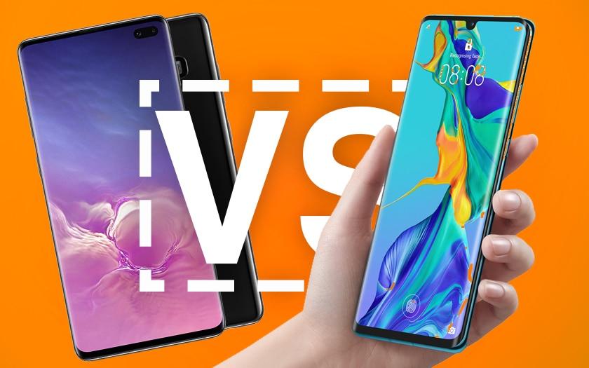 Galaxy S10+ vs P30 Pro