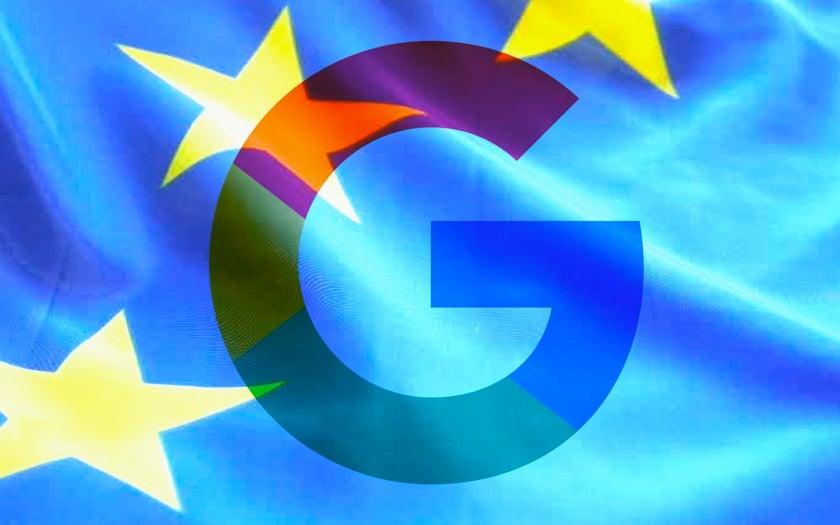 Google amende Europe