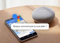 google assistant francais