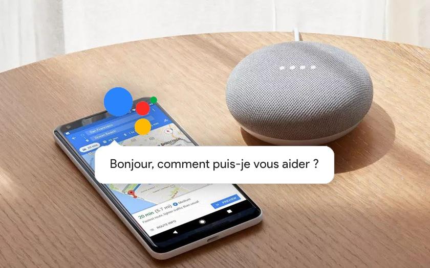 Google Assistant en Français