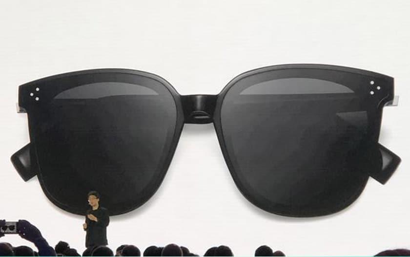 huawei lunettes connectées