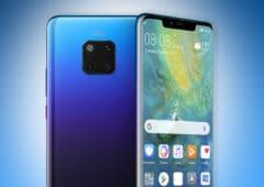 huawei mate 20 pro meilleur smartphone 2018