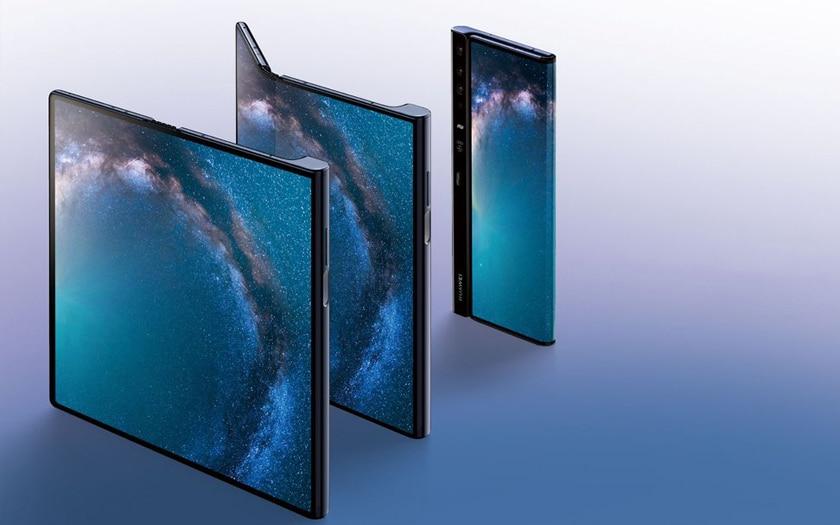 Le Huawei Mate X meilleur que le Galaxy Fold ?