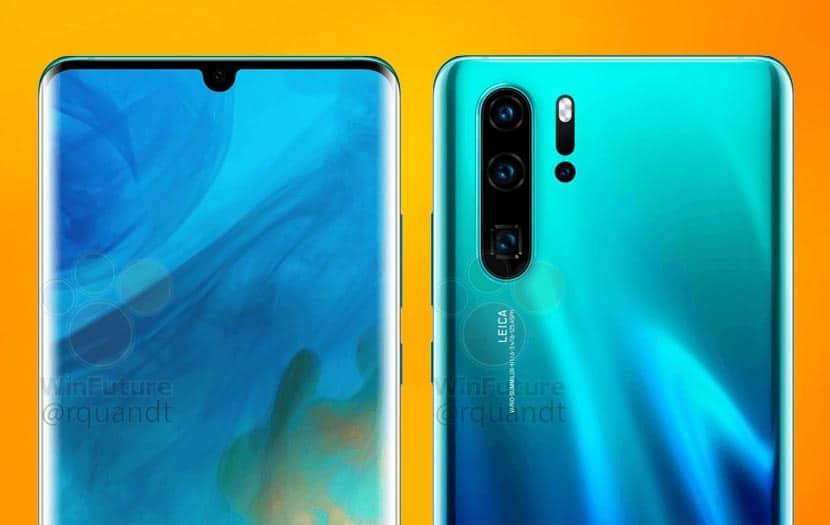 Huawei P30 Et P30 Pro Voici Les Options De Ram Et Stockage
