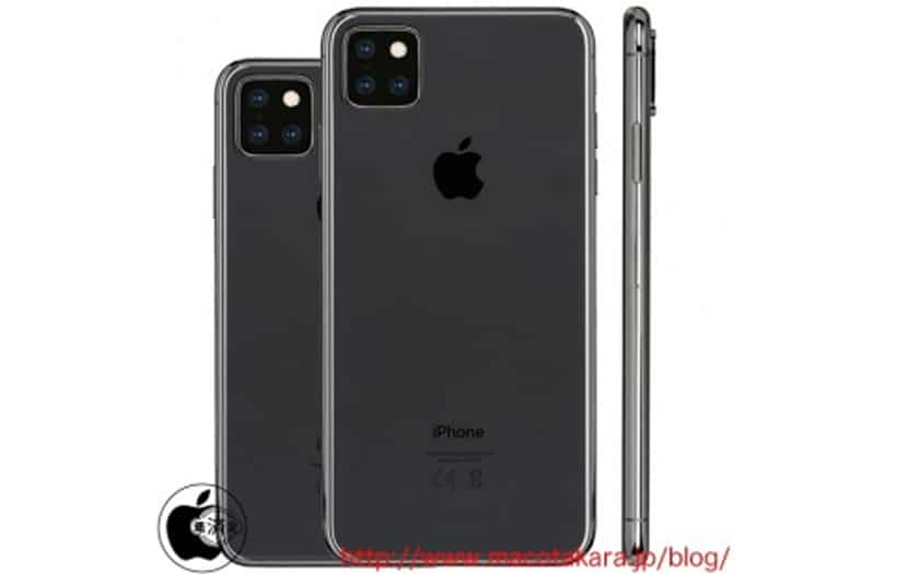 iphone 11 triple capteur photo