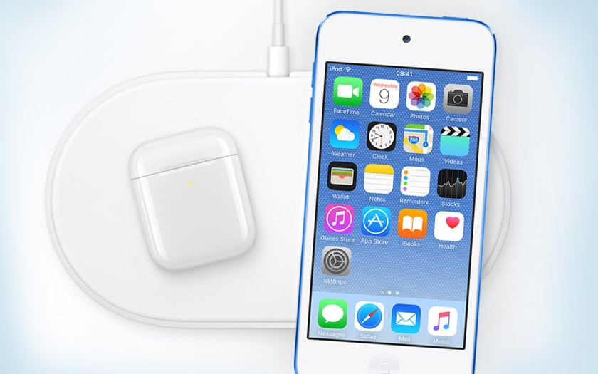 ipod touch 7 airpower lancement imminent
