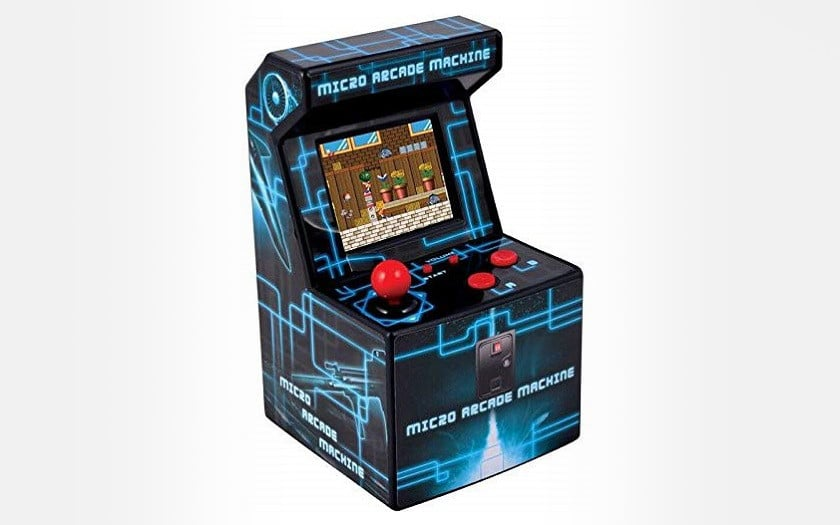 ital mini arcade retro
