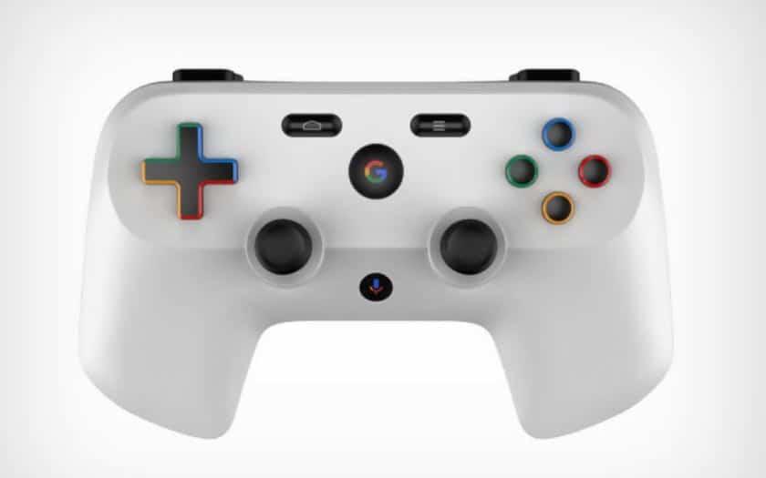 manette google console