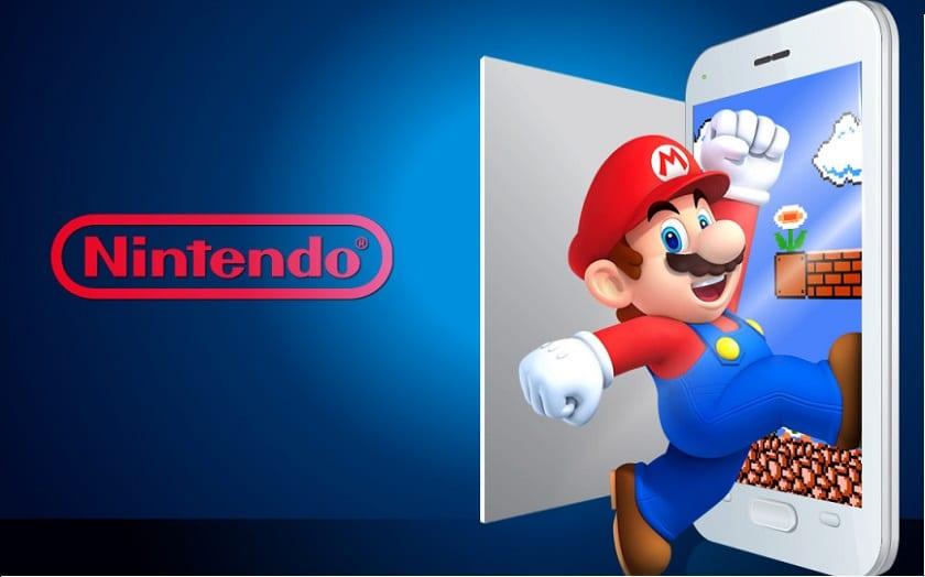 Nintendo jeux mobiles