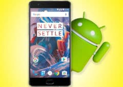 oneplus3t mise jour android pie