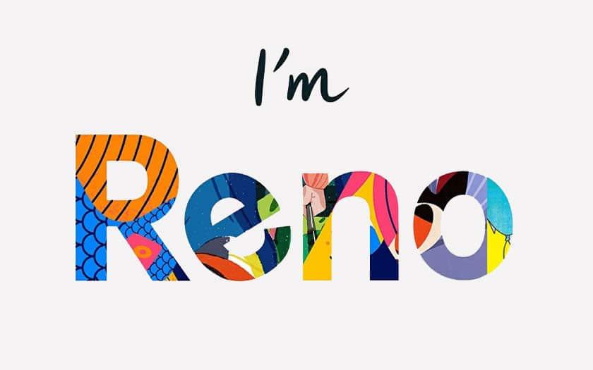 Reno la nouvelle marque de Oppo