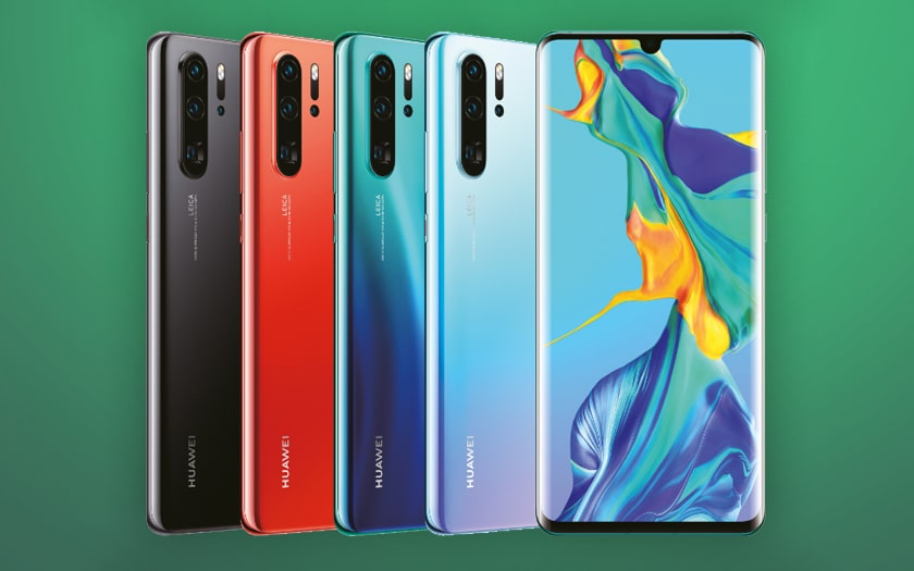 coque huawei p30 charge sans fil