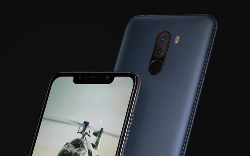pocophone f1 video