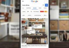 publicites google images