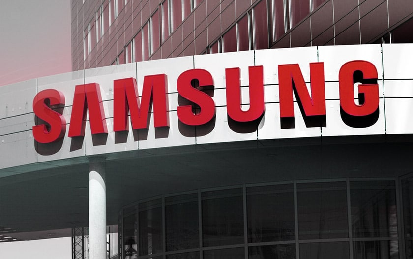 samsung resultats baisse cause apple