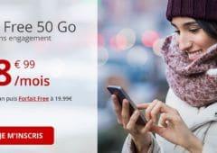 serie free sans engagement 50 Go