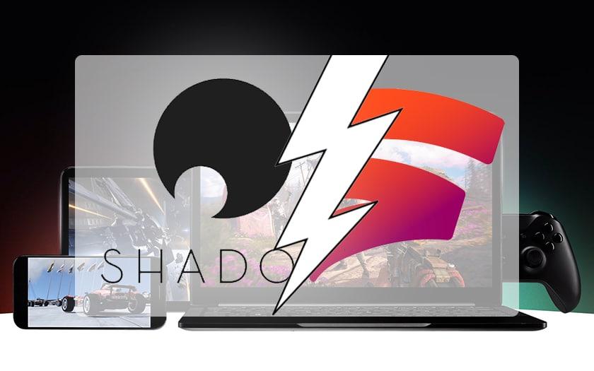 Shadow critique Stadia
