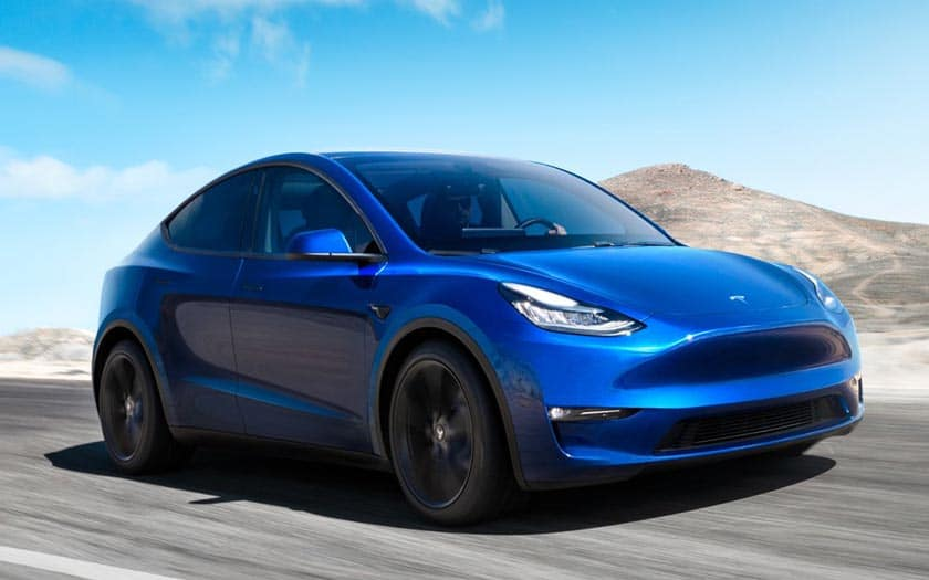tesla model y officiel prix date de sortie autonomie les infos sur le nouveau suv. Black Bedroom Furniture Sets. Home Design Ideas