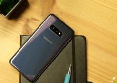test samsung galaxy s10e design review