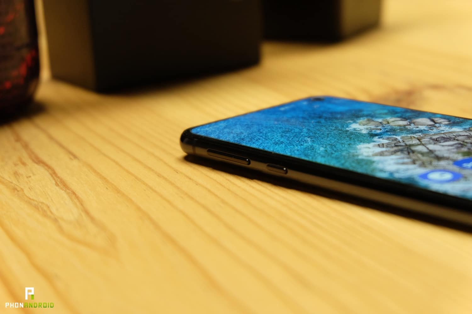 test samsung galaxy s10e finitions