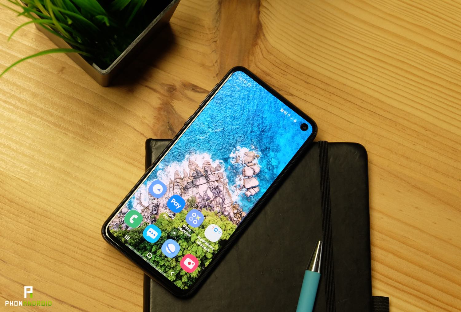 test samsung galaxy s10e review