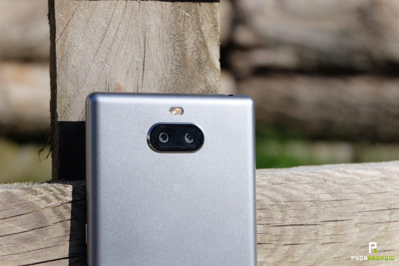 test sony xperia 10 plus appareil photo
