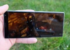 test sony xperia 10 plus video opitmisee