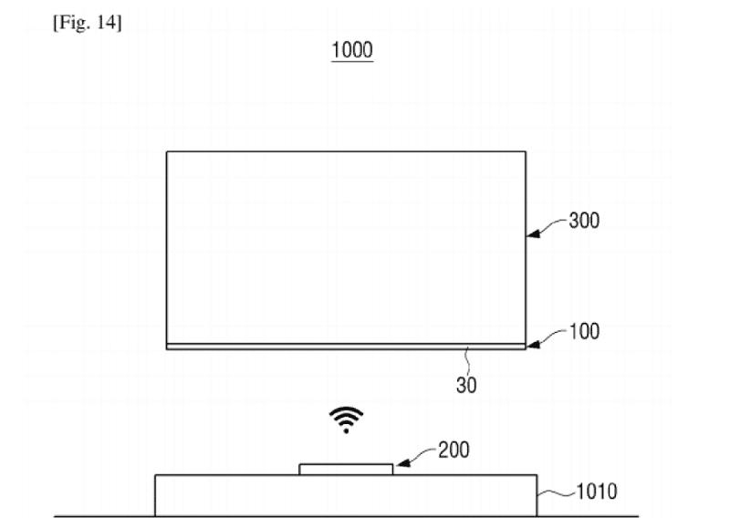 Tv Samsung sans fil