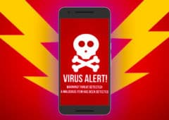 virus android malware