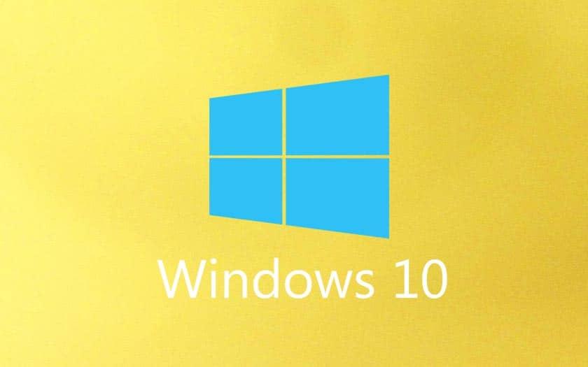 windows 10 maj