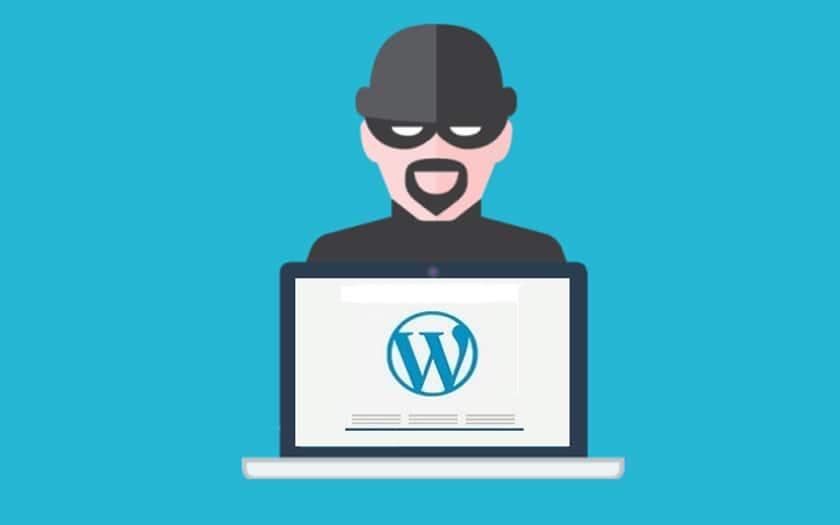 Wordpress représente 90% des sites piratés