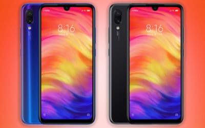 xiaomi redmi note 7 lancement europe