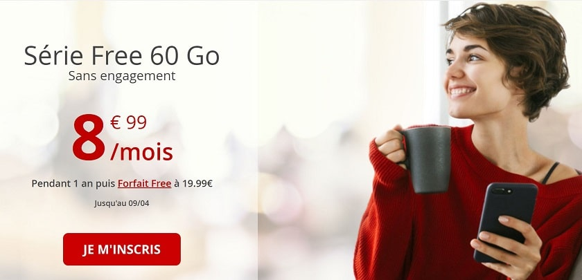 Free serie speciale 60 Go
