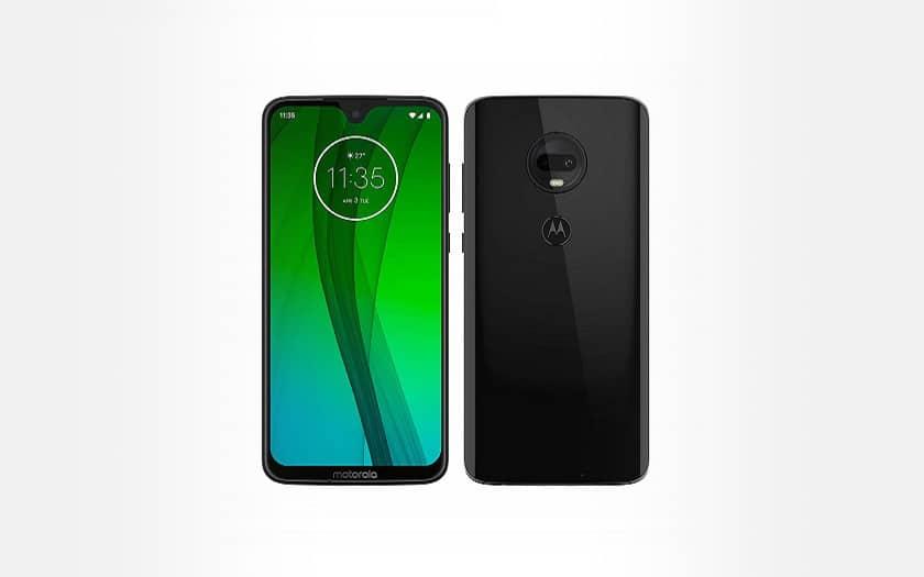 Motorola Moto G7 promo