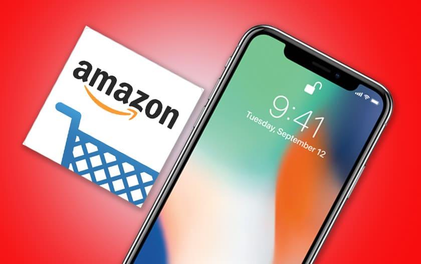 amazon offre pas iphone x galaxy s9 gratuit arnaque