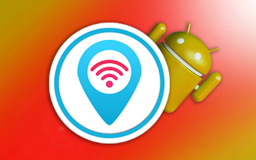 android wifi finder exposé mots passe
