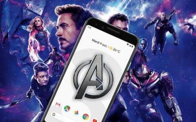 avengers endgame google pixel3