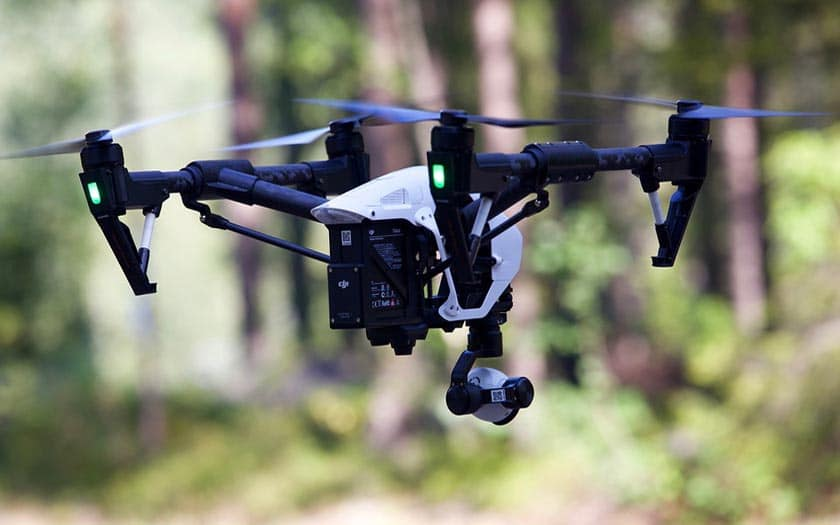 drone paris