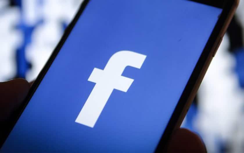 facebook collecté erreur mail