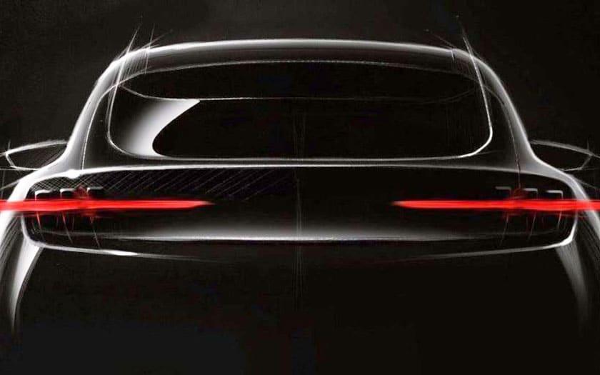 Ford Mustang électrique