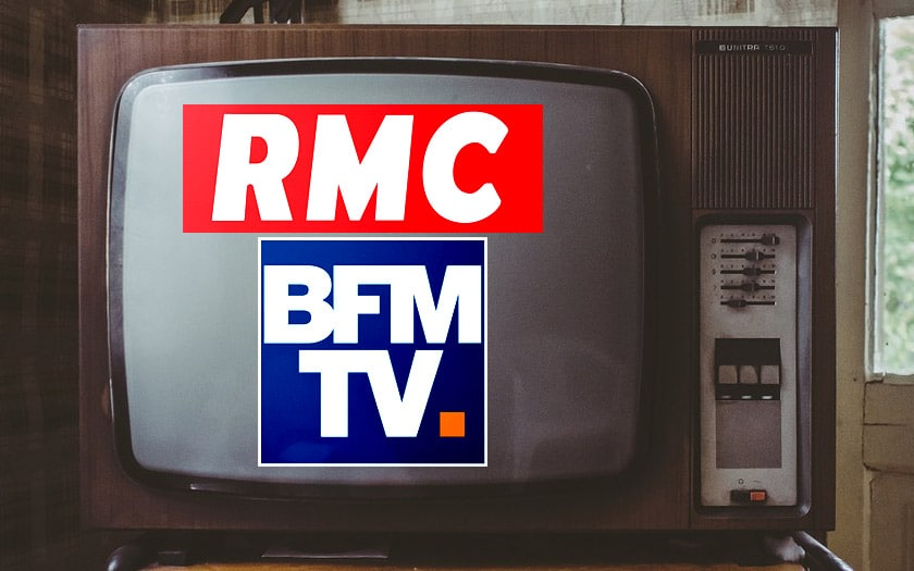 free accessibles bfm rmc freebox
