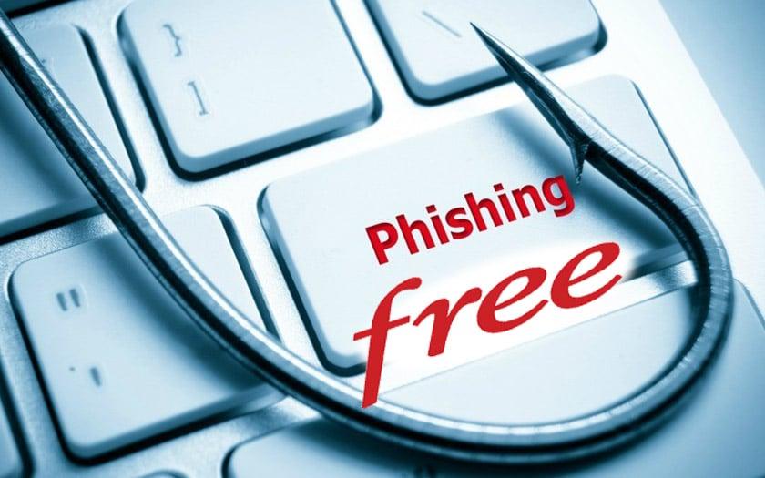 Free Mobile : une attaque phishing vise les abonnés, ne répondez pas à ce mail !