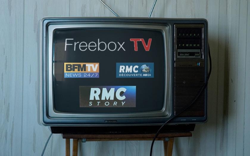 Free vs SFR sur les Freebox