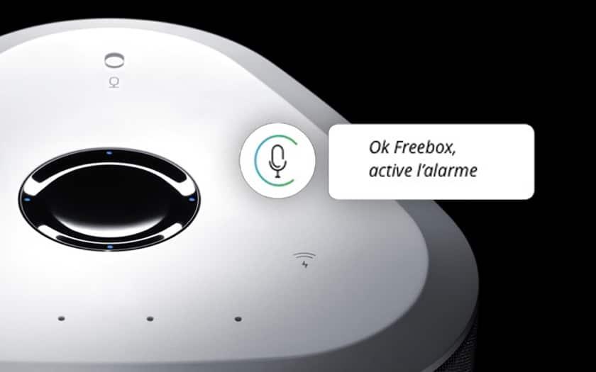 Freebox Delta pack sécurité alarme
